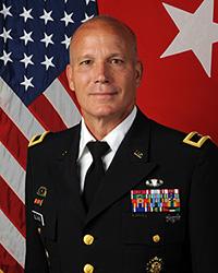 BG Sloane, Army
