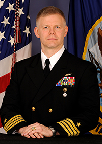 Capt Hill, USN