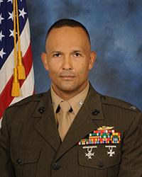 Col Lara, USMC