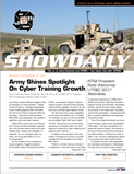 2017 IITSEC Show Daily Day 1