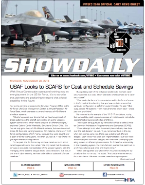 IITSEC_Show_Daily_Day_1_2016